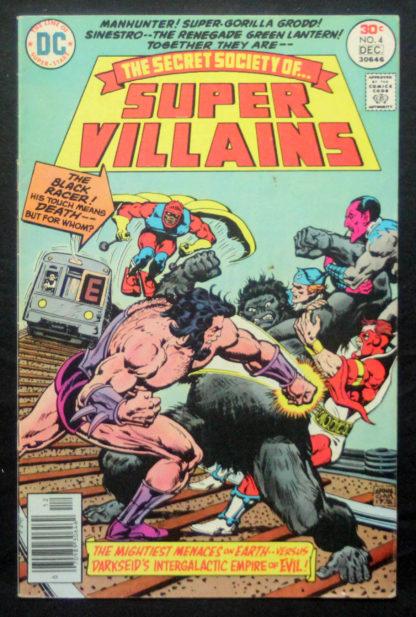 Secret Society of Super Villains 1