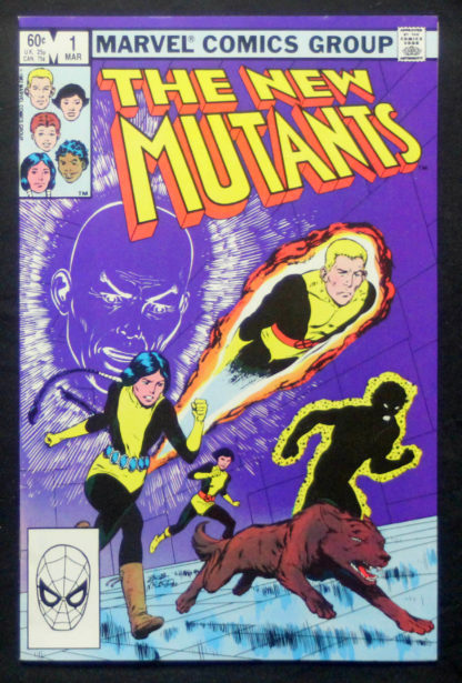The New Mutants 18