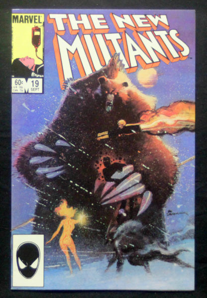 The New Mutants 19