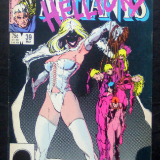 The New Mutants 39