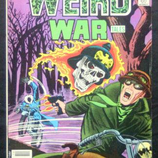 Weird War #56