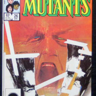 The New Mutants 26