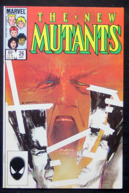 The New Mutants 26