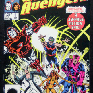 West Coast Avengers Special 1